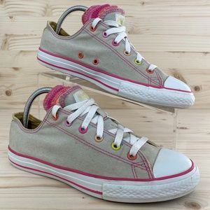 Converse All Star Lo Multi Tongue Sneakers